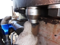 Slewing Bearing Replacement