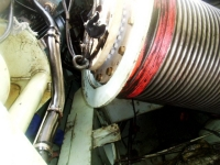 Luffing Reduction Gear Replacement