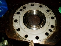 Oil Seals and Bushes Replacement for Slewing Reduction Gear
